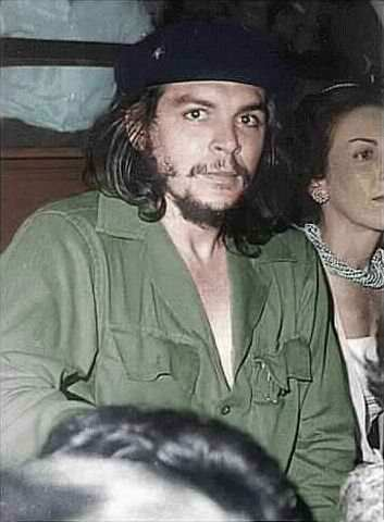 Where was Che Guevara when he was arrested and executed?