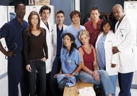 Which of the following character was an original character on Grey's Anatomy for seasons two and three?