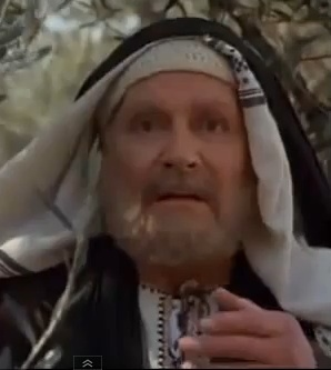 Who was the Actor that played Nicodemus?
