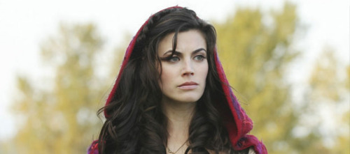 Where is Meghan Ory, Ruby (AKA Red Riding Hood) from?