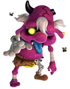 ENEMIES - Who's this wonderful creature?