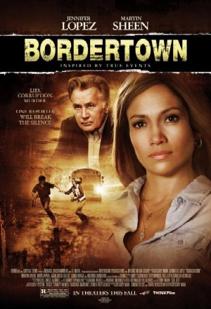 "Which Jennifer Lopez song was on the ""Bordertown"" soundtrack?"