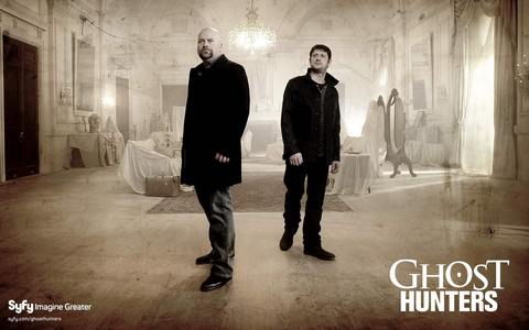 What rock star went on a ghost hunt with the team?