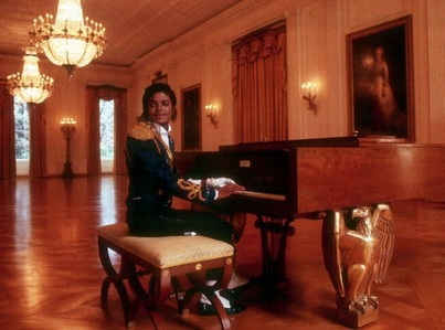 Did Michael Jackson play piano?