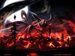 What do they call the Nine Tails in Japanese?