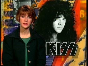 Eric Carr's last public appearance with Kiss was at...