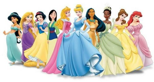 How many princesses have fathers who aren't named?