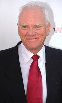 Malcolm McDowell portrayed