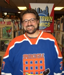 Kevin Smith portrayed