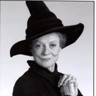 True or false: Maggie always thought that Minerva McGonagall was secretly in love with Dumbledore