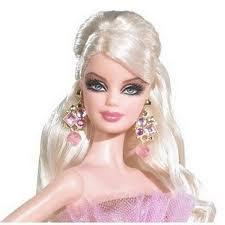 Which kind of pink is Barbie's favourite colour?