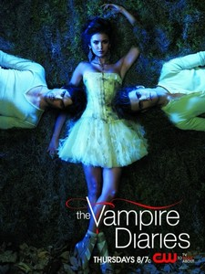 What is the name of her character in The Vampire Diaries?