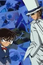 What episode did kaito kid come out in the 600?