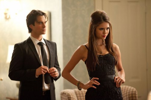 "Katherine:""The brother who loved me too much and the one who didn't love me enough"" And Damon says :""_______"""