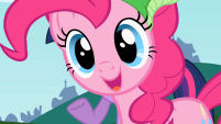 True or False: Pinkie Pie has been cloned