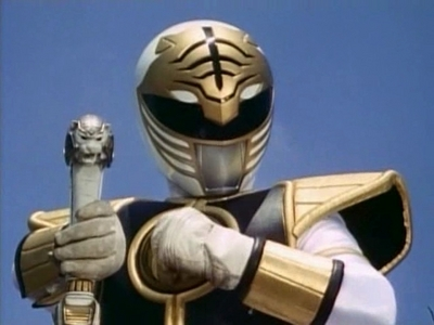 In MMPR, what episode did Tommy Oliver become the White Ranger in?