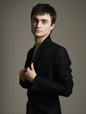 Is Daniel Radcliffe Team Edward or Team Jacob?