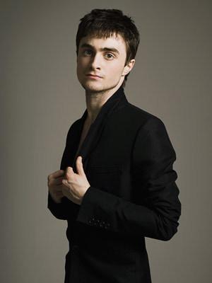 Is Daniel Radcliffe Team Edward au Team Jacob?
