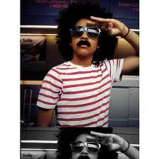 Princeton cant preform without his lucky _____.