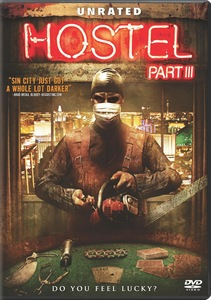 Which character from the first 2 Hostel Filme has a cameo in Hostel III?
