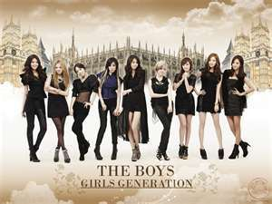 WHICH SNSD'S SOng DO YOU THINK MOST PEOPLE LIKE?!