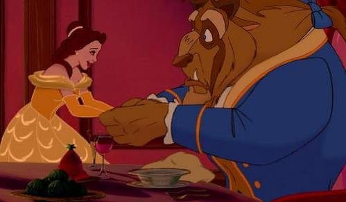 BEAUTY AND THE BEAST: Which lyrics come third?