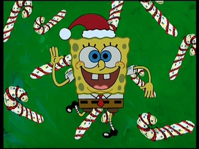 Before Spongebob Knew Christmas, Who Told Him About It?