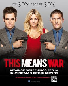 What is the name of Tom Hardy's character in 'This Means War'?