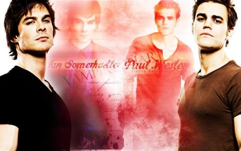 Who changed Damon and Stefan into a vampire?