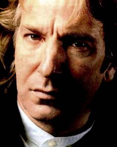 Alan Rickman won a Golden Globe for his role as Raspuin ...