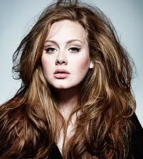 Why is Adele's albums named 19 and 21 ?