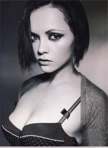 What is Christina Ricci's fear ?