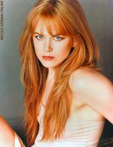 What is Nicole Kidman's fear ?