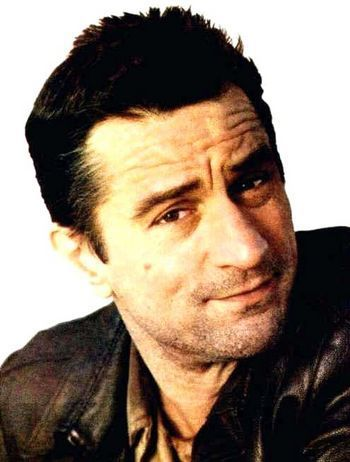 What is Robert De Niro's fear ?