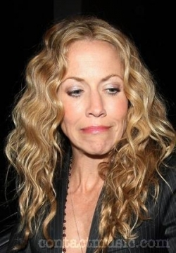 What is Sheryl Crow's fear ?