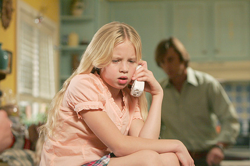 In the episode 'Coded' what was the name of the little girl Ariel dreamed about?