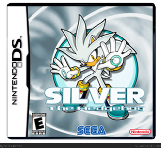 Do you think Sega should make a Silver The Hedgehog Game?