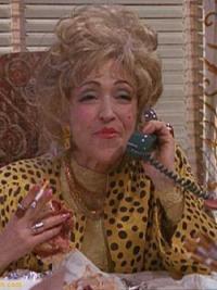 Estelle Leonard was portrayed by?
