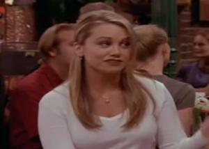 Bonnie was portrayed by?