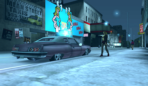 True au False: Rockstar Games was the first developer to make pure open-world games for wewe to drive around in.