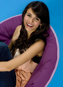what name do i(rhodaagyeman) call Victoria Justice?