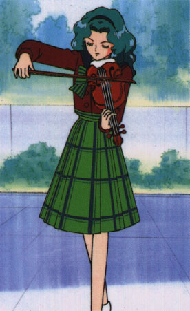 What's the name of Michiru Helicopter?