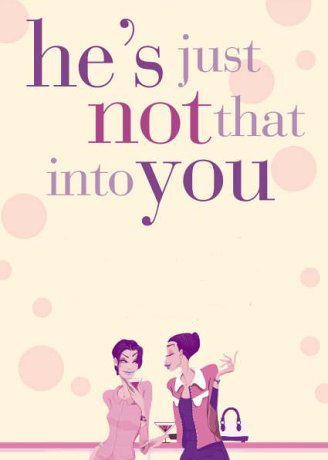 """Who are the authors of """"He's Just Not That Into You""""?"""