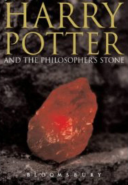"""Who is the penulis of """"Harry Potter and the Philosopher's Stone""""?"""