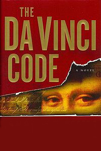 "Who is the author of ""The Da Vinci Code""?"