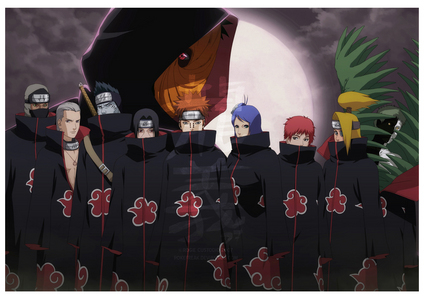 Who was the strongest Akatsuki member?
