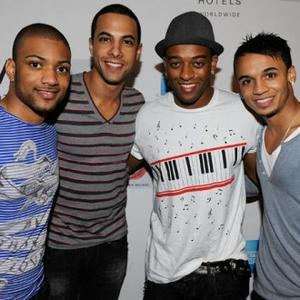 Who put JLS together?