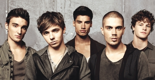Who is the youngest person of the band The Wanted?