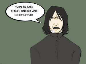 who played snape?