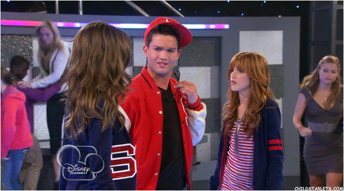 SHAKE IT UP: Actually, how old is Justin Starr?